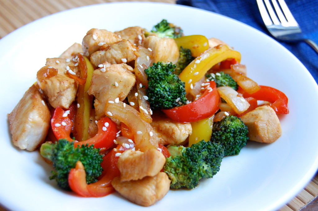 Easy Chicken And Broccoli Recipes  Easy Chicken And Broccoli Stir Fry