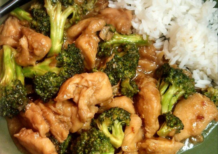 Easy Chicken And Broccoli Recipes  Easy Chicken with Broccoli Recipe by alorn73 Cookpad
