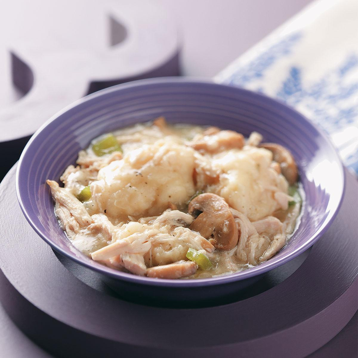 Easy Chicken And Dumplings  Quick Chicken and Dumplings Recipe