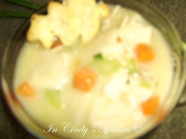 Easy Chicken And Dumplings With Biscuits  In Cindy s Kitchen Easy Chicken and Dumplings