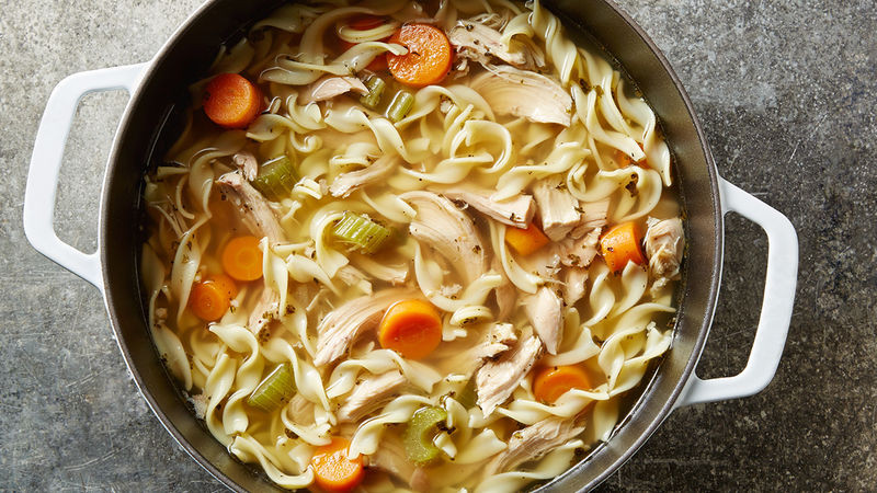 Easy Chicken Noodle Soup  Easy Homemade Chicken Noodle Soup Recipe Tablespoon