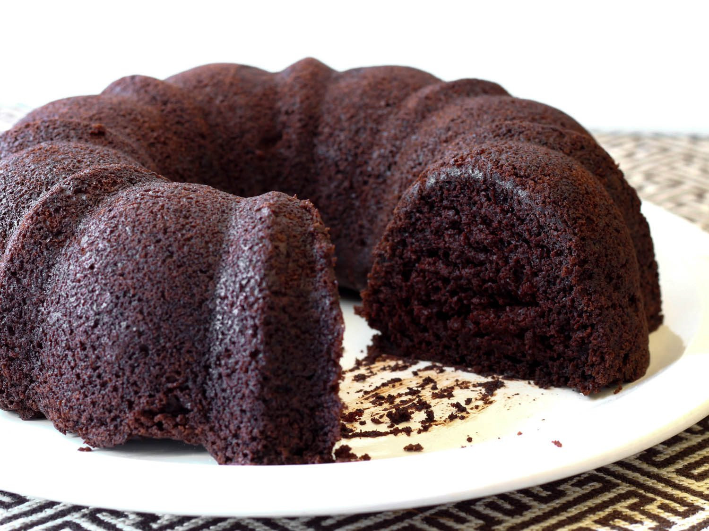 Easy Chocolate Cake Recipes  Easy Gluten Free Chocolate Bundt Cake Recipe