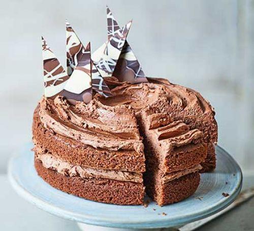 Easy Chocolate Cake Recipes  Easy chocolate cake recipe