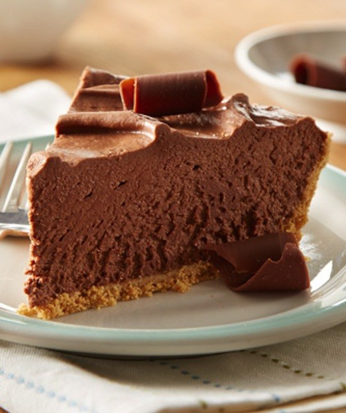 Easy Chocolate Cheesecake Recipe  8 Minute No Bake Chocolate Cheesecake