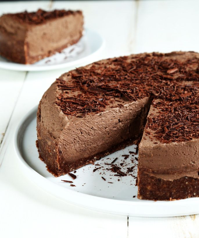 Easy Chocolate Cheesecake Recipe  Best 25 No Bake Chocolate Cheesecake ideas on Pinterest