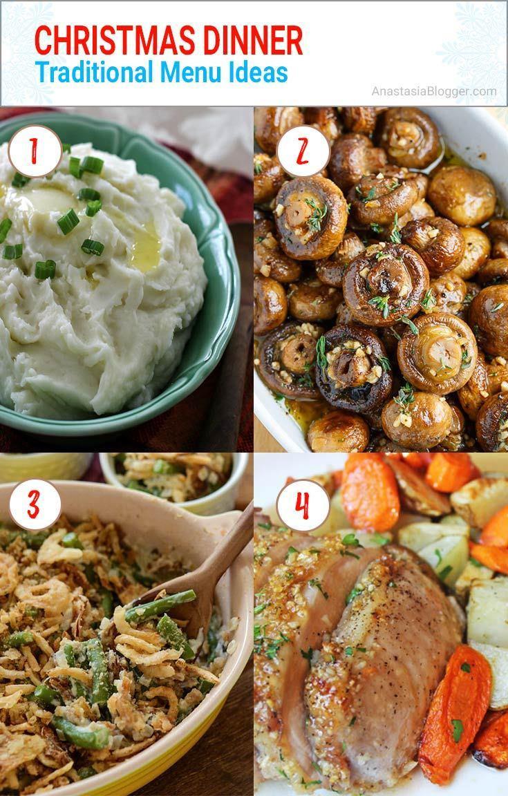 Easy Christmas Dinner  Best 25 Christmas Dinner Ideas Traditional Italian