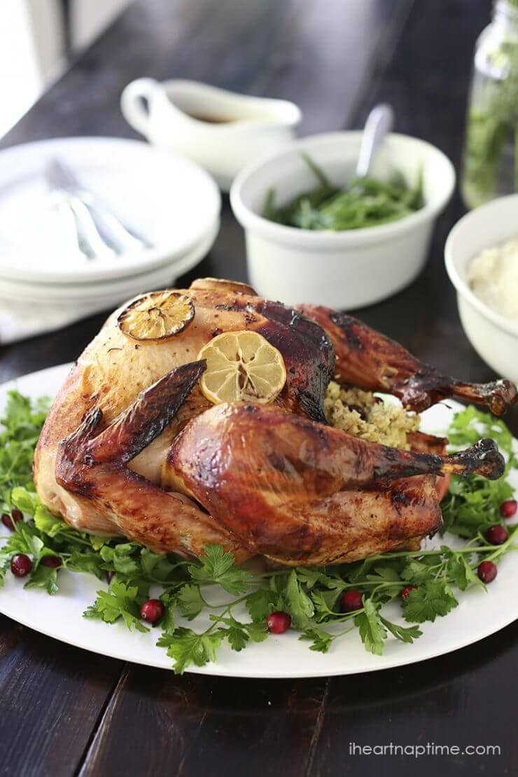 Easy Christmas Dinner  Top 50 Christmas Dinner Recipes I Heart Nap Time