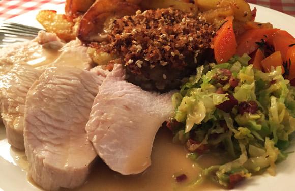 Easy Christmas Dinner  Heston Blumenthal's Cheap and Easy Christmas Dinner