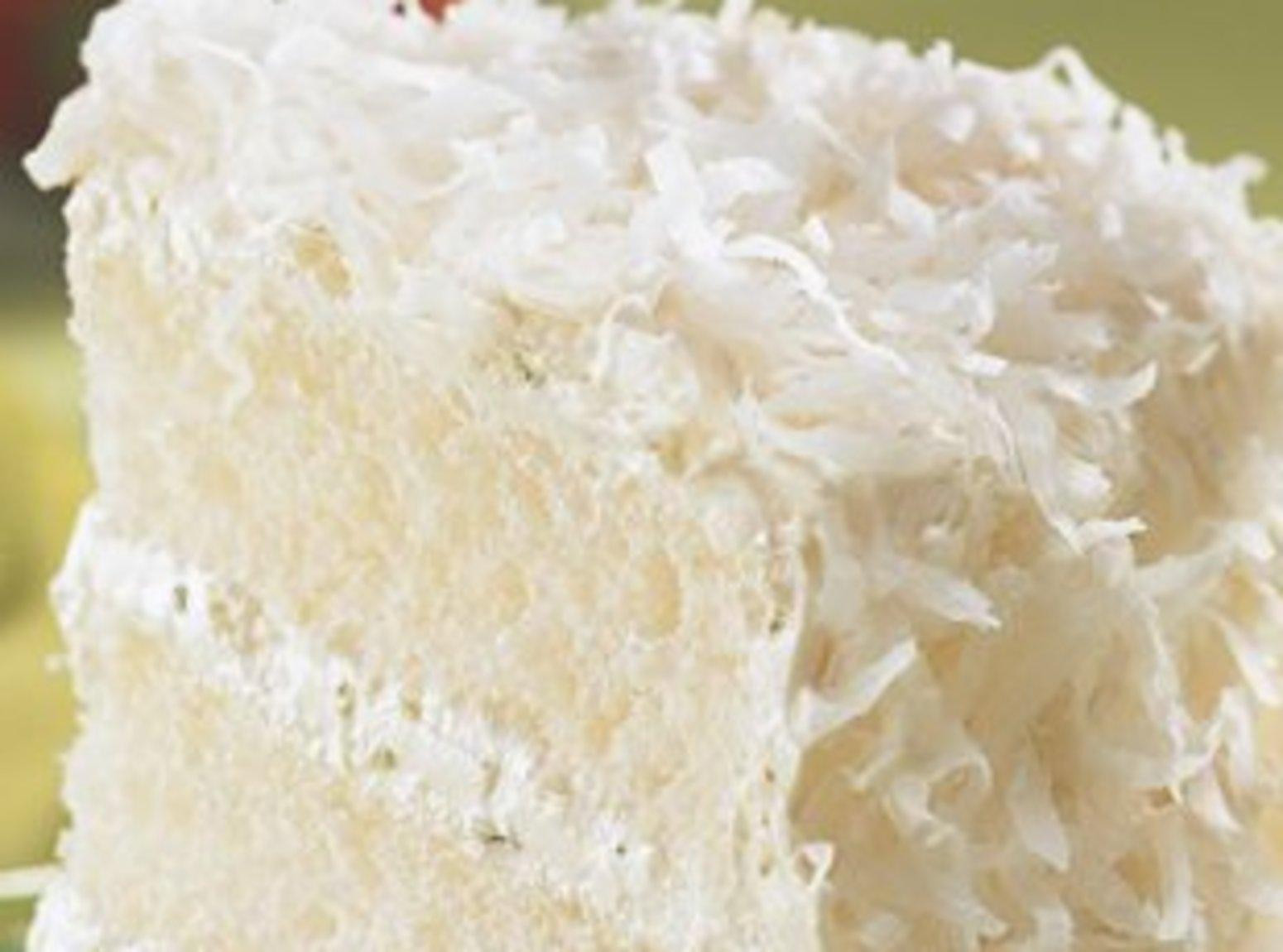 Easy Coconut Dessert Recipes  So Simple Coconut Cake Recipe