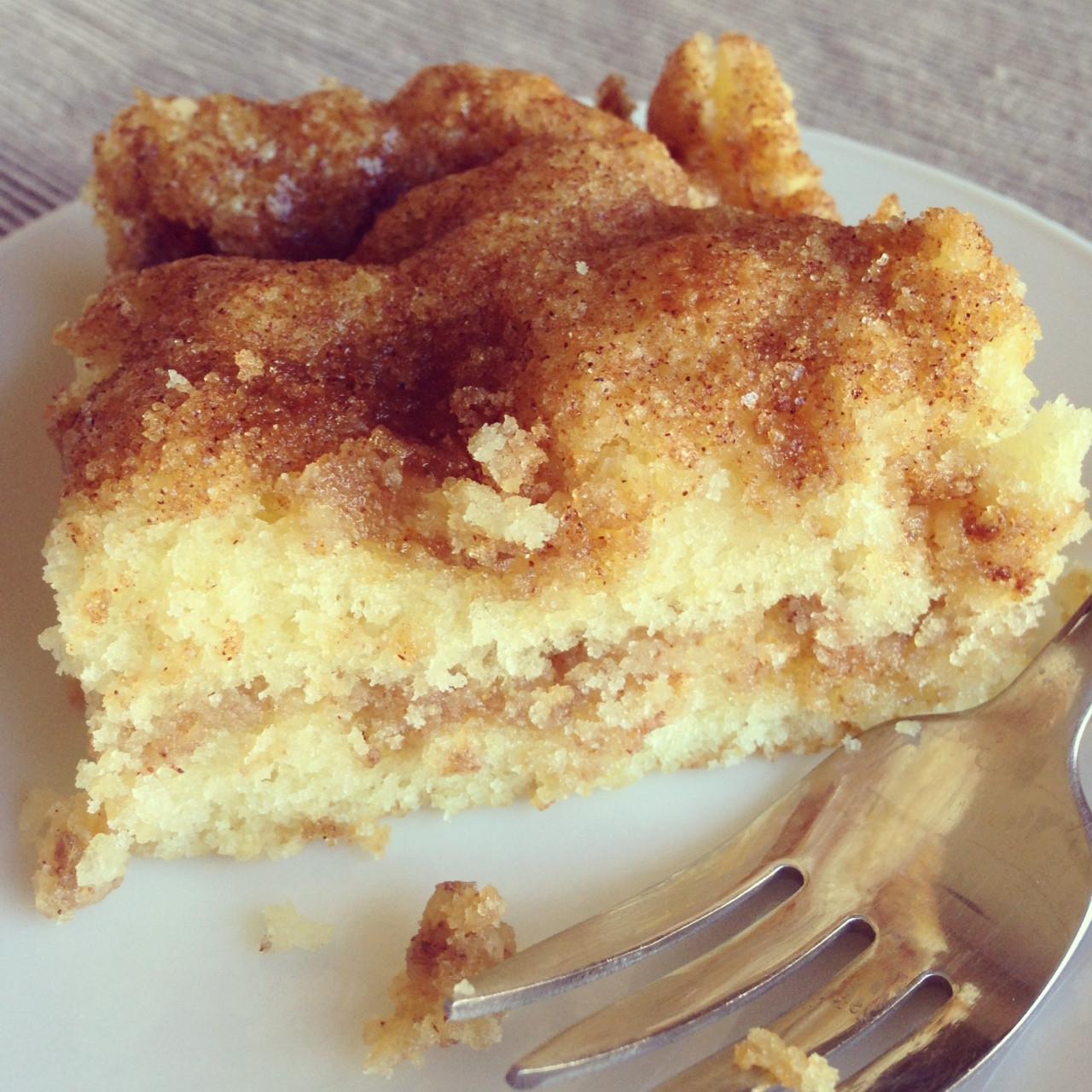 Easy Coffee Cake  Quick Coffee Cake Recipe — Dishmaps