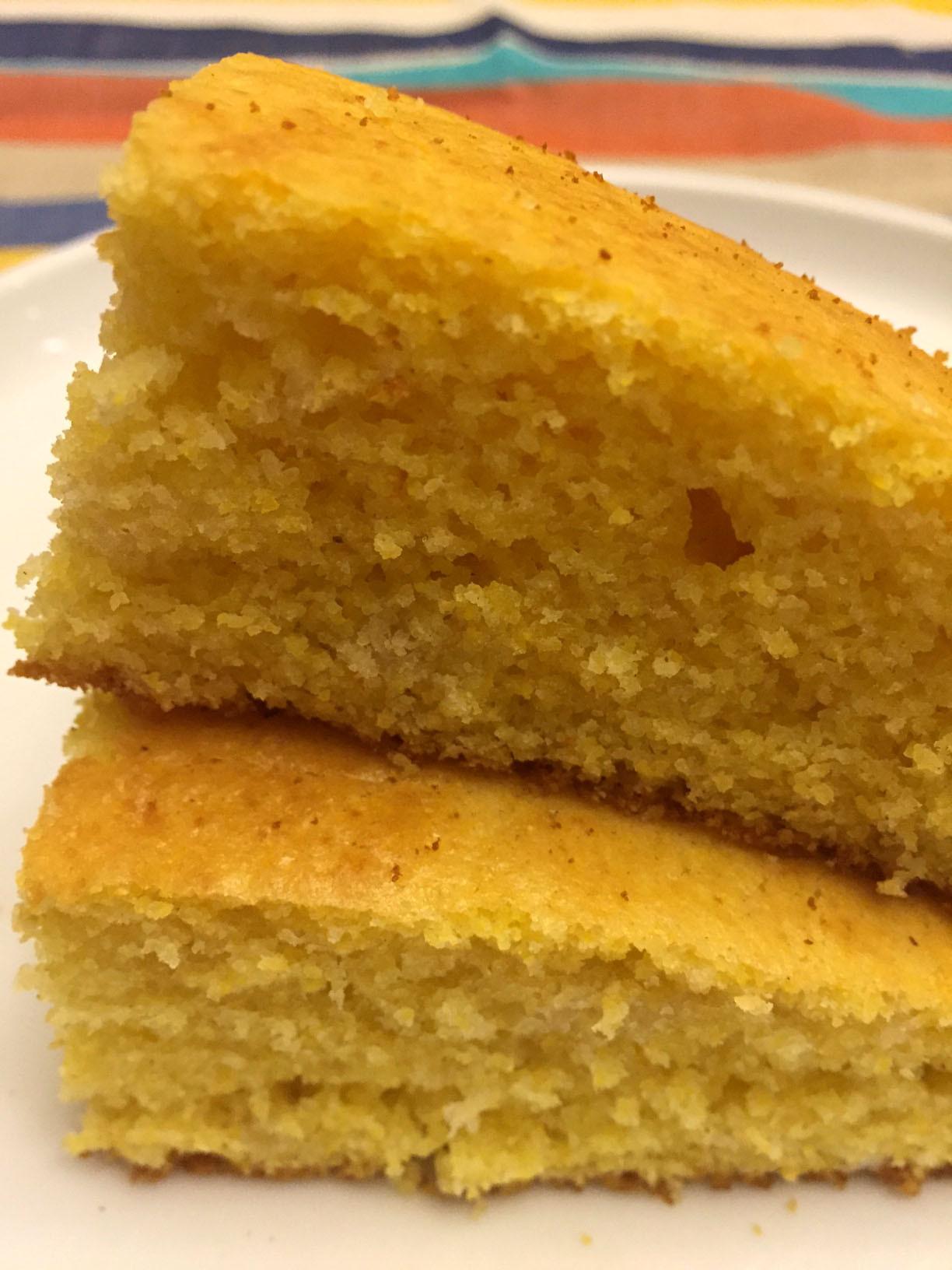 Easy Corn Bread  easy cornbread recipe