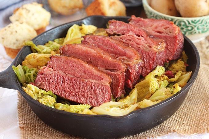 Easy Corned Beef And Cabbage  The Very Best Corned Beef and Cabbage The Suburban Soapbox