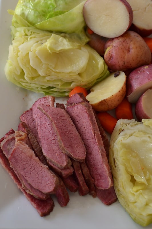 Easy Corned Beef And Cabbage  Easy Traditional Corned Beef and Cabbage