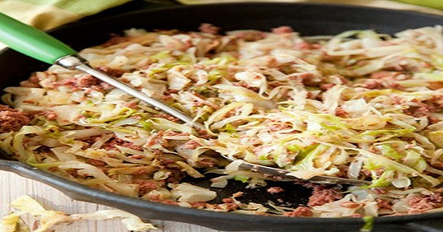 Easy Corned Beef And Cabbage  Grated Zucchini & Cheese Bruschetta Recipe Gutom Na