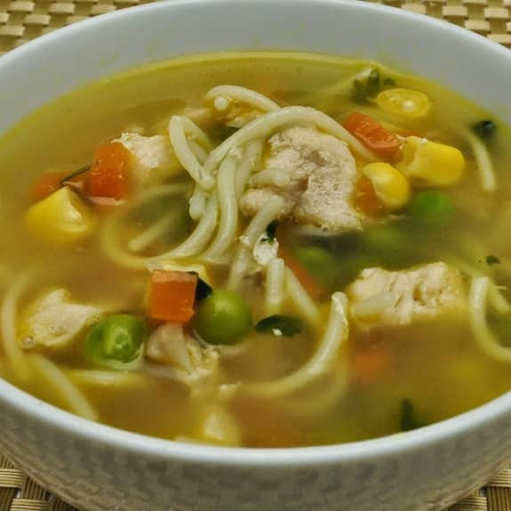 Easy Crockpot Chicken Noodle Soup  Easy Crock Pot Chicken Noodle Soup Recipe Magic Skillet