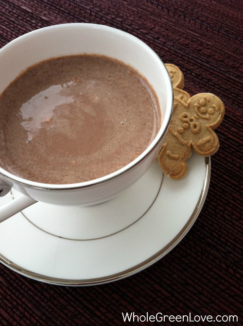 Easy Crockpot Hot Chocolate With Cocoa Powder  How to Make Hot Chocolate in the Crock Pot