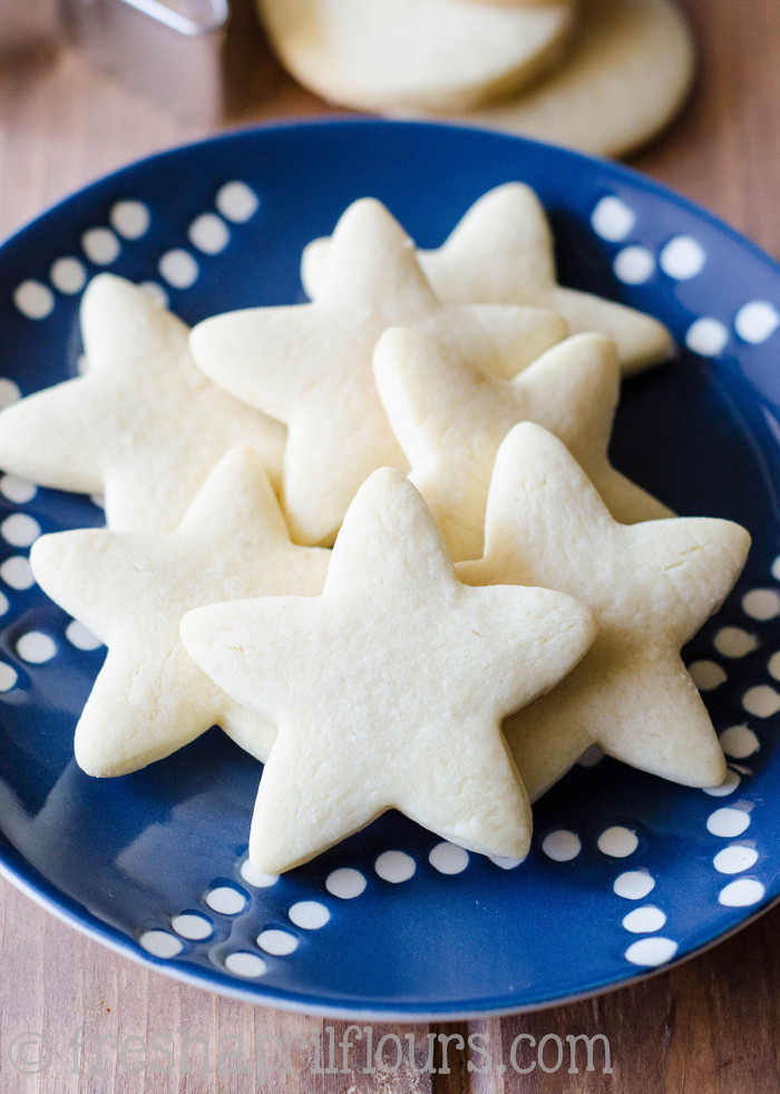 Easy Cut Out Sugar Cookies Recipes  Easy Cut Out Sugar Cookies