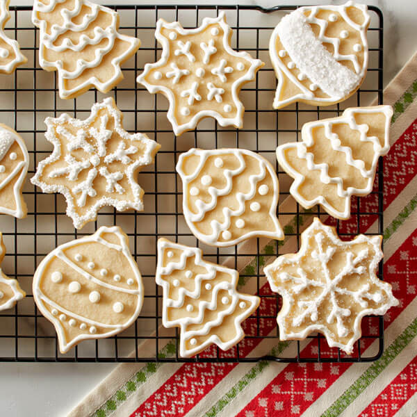 Easy Cut Out Sugar Cookies Recipes  Easy Cut Out Sugar Cookies Recipe