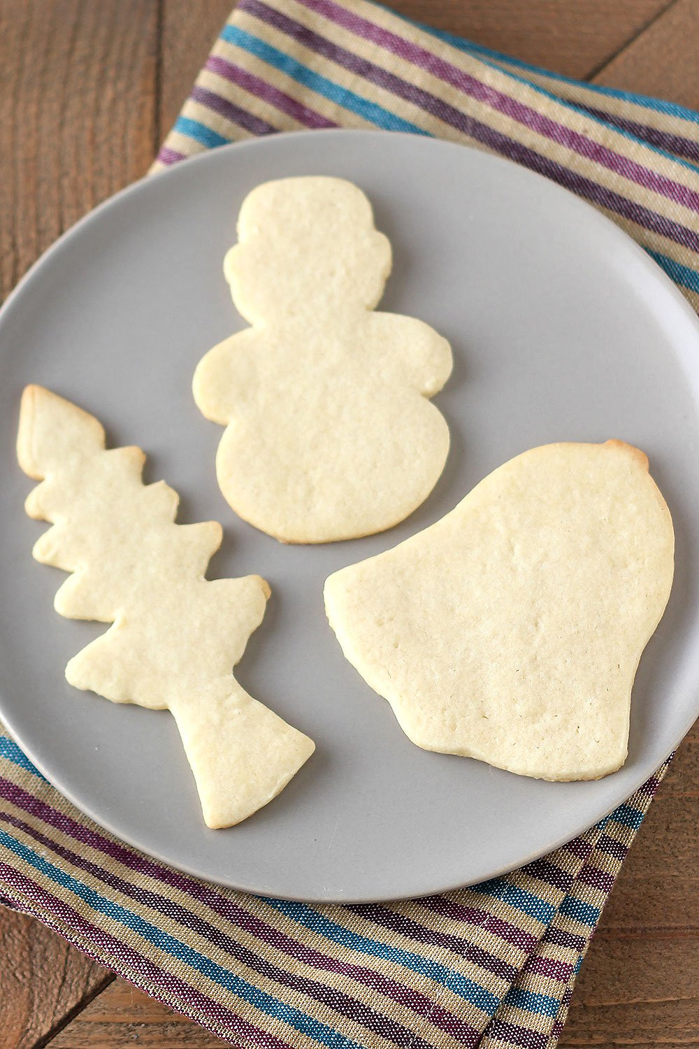 Easy Cut Out Sugar Cookies Recipes  Easy Cut Out Sugar Cookies with Icing Handle the Heat