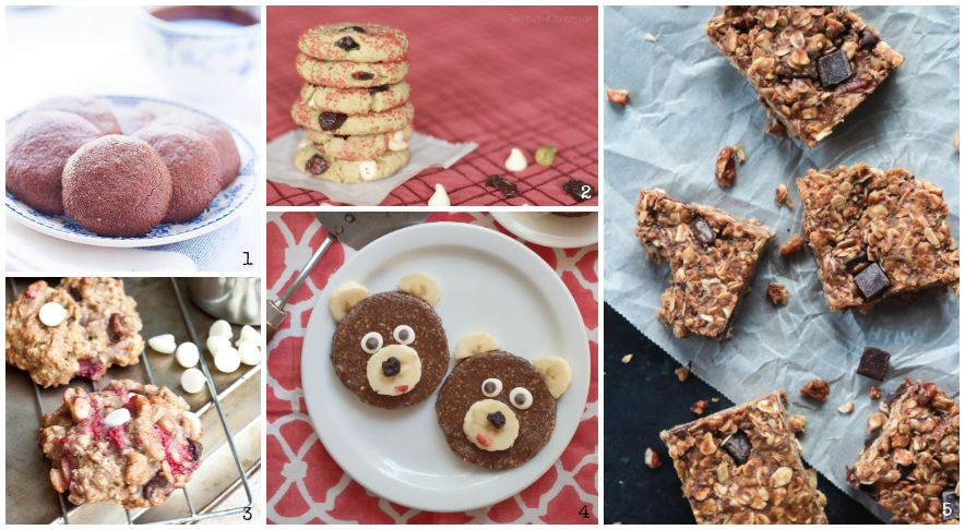 Easy Desserts For Kids To Make  20 Easy to Pack Healthy Desserts for Kids Lunches Two