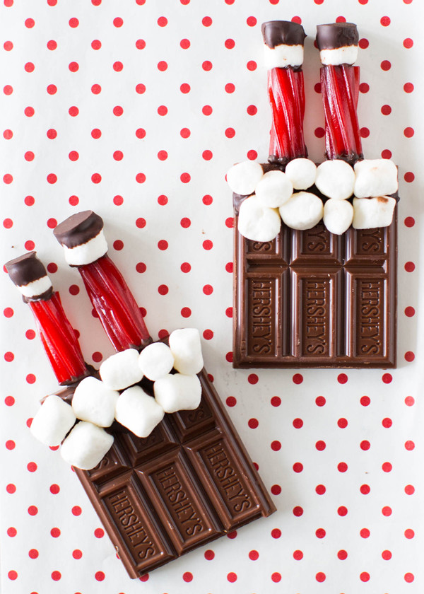 Easy Desserts For Kids To Make  25 adorable Christmas treats to make with your kids It s