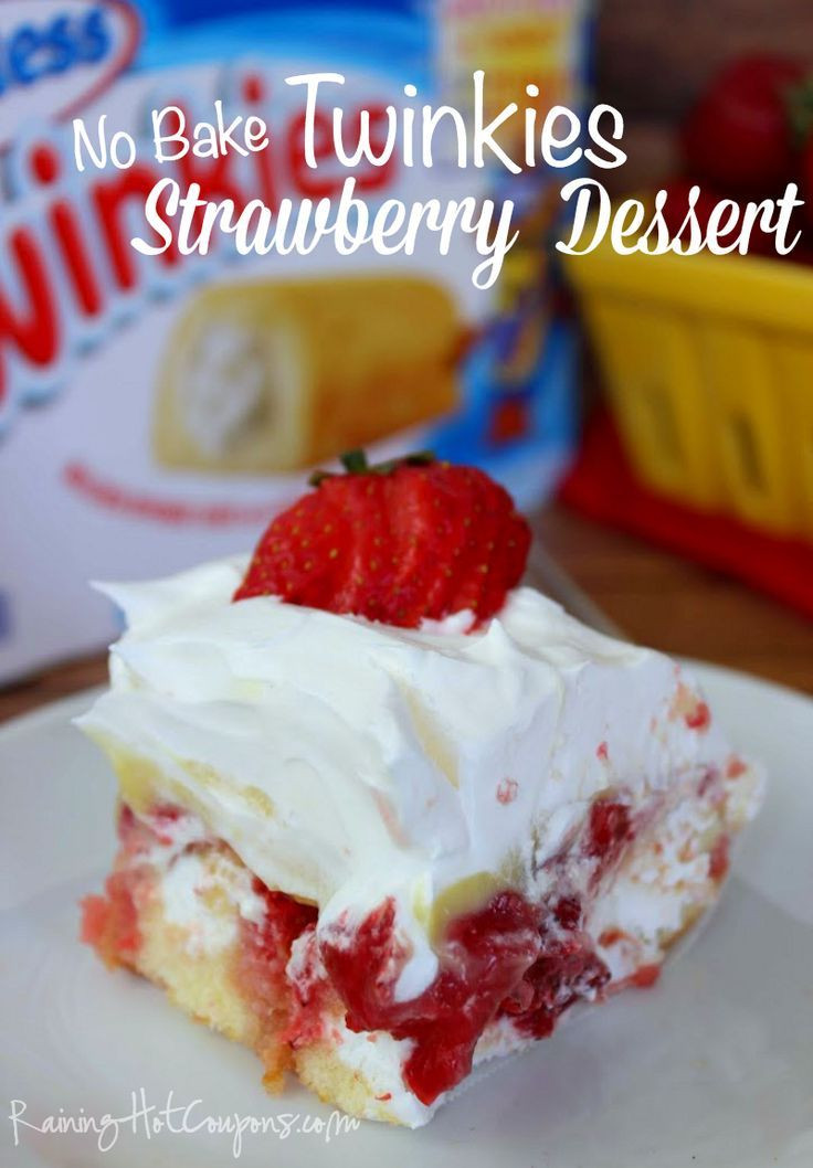 Easy Desserts With Few Ingredients  360 best images about Easy few ingre nts some no bake
