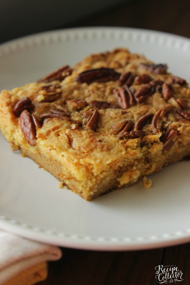 Easy Desserts With Few Ingredients  easy pumpkin desserts with few ingre nts