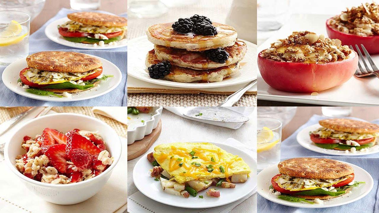 Easy Diabetic Breakfast Recipes  Top 5 Diabetic Energy Breakfast Recipes Easy Pop Diets