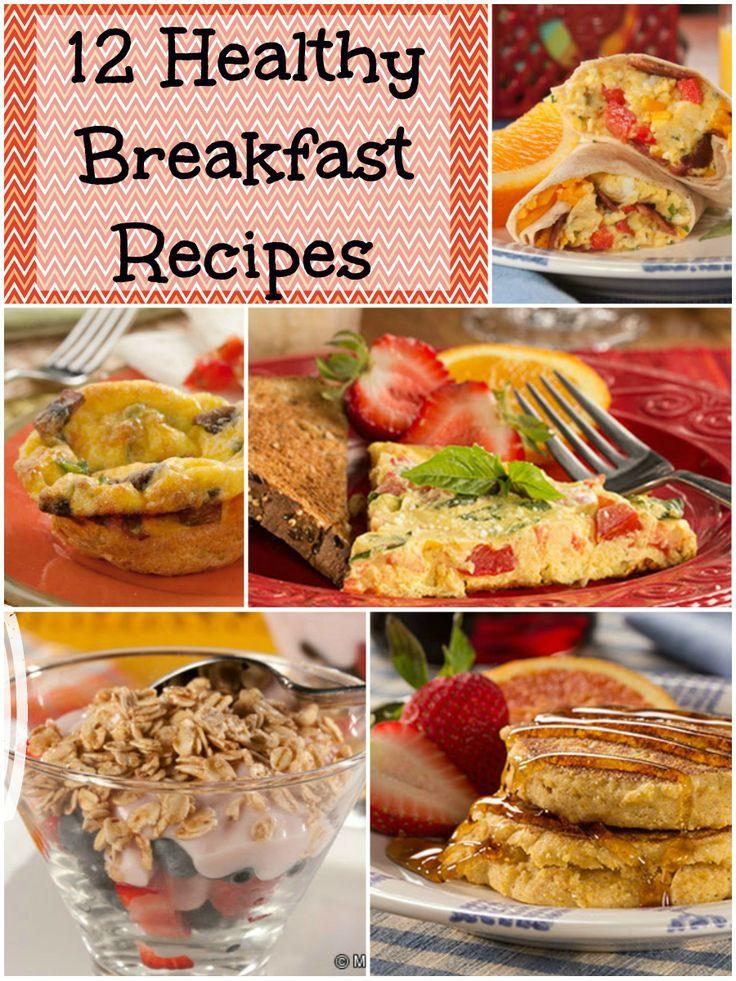 Easy Diabetic Breakfast Recipes  17 Best images about Healthy Breakfast Ideas on Pinterest