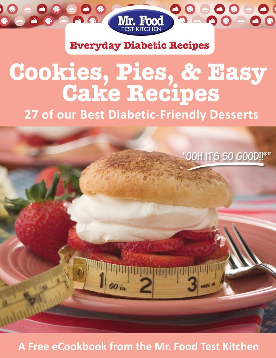 Easy Diabetic Dessert Recipes  12 Easy Diabetic Pie Recipes