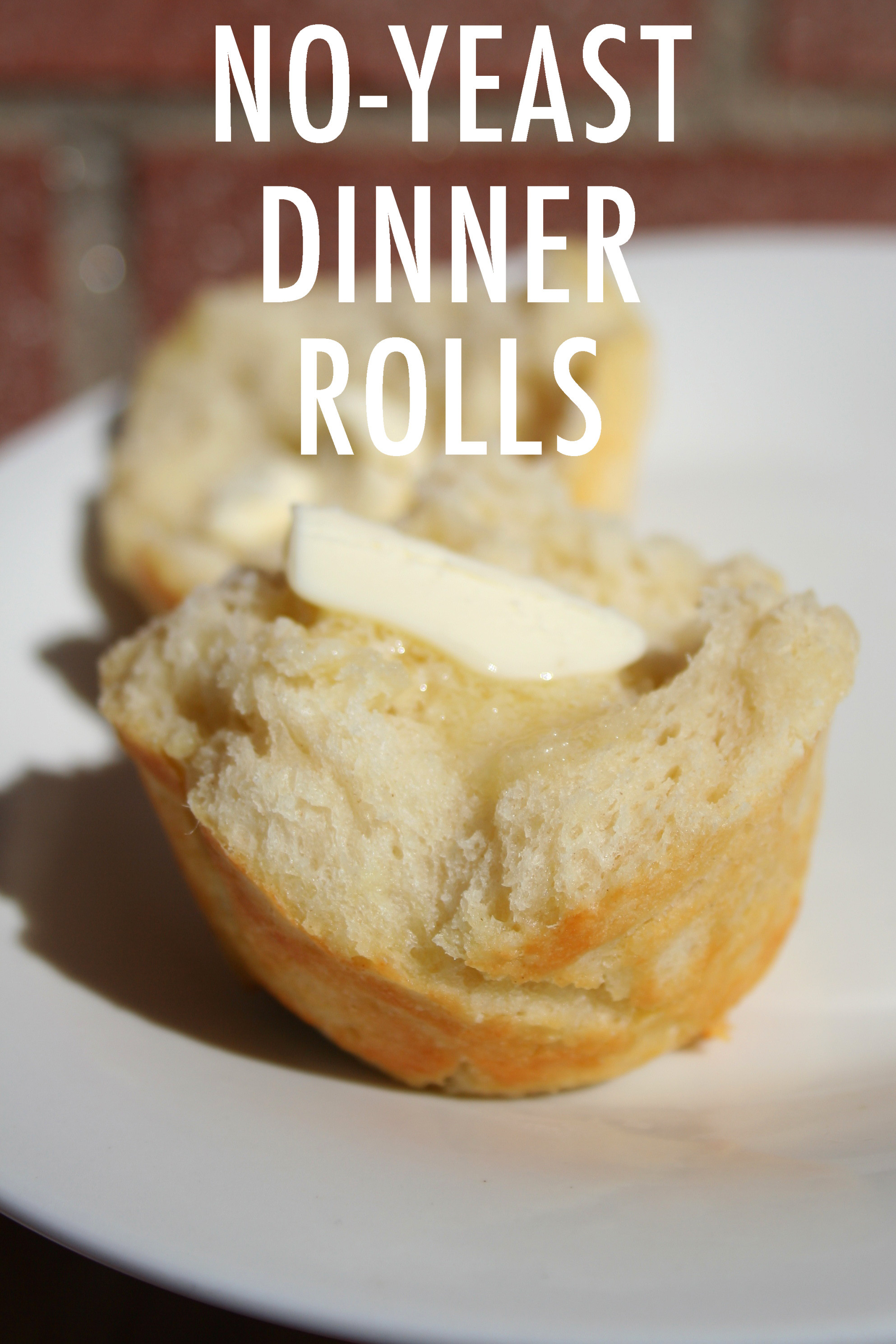 Easy Dinner Rolls No Yeast  No Yeast Dinner Rolls Easy 5 Ingre nt Rolls from Scratch