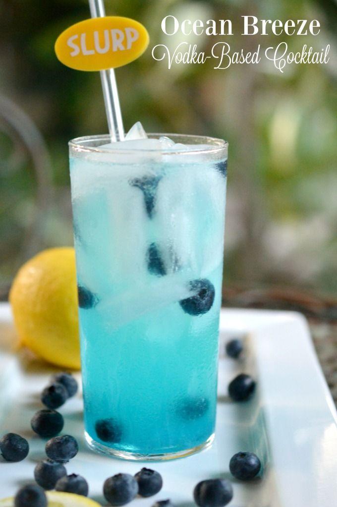 Easy Drinks With Vodka  Best 25 Blue curacao drinks ideas on Pinterest