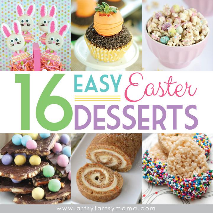 Easy Easter Desserts Recipe  16 Easy Easter Desserts