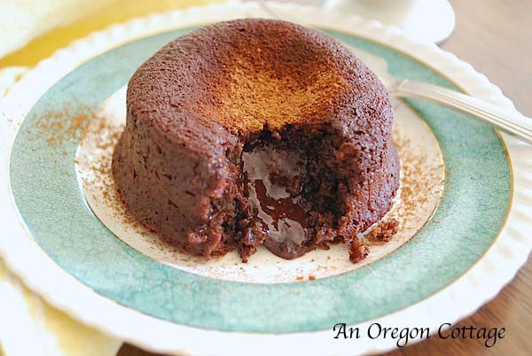 Easy Fast Desserts  Quick And Easy Lava Cakes