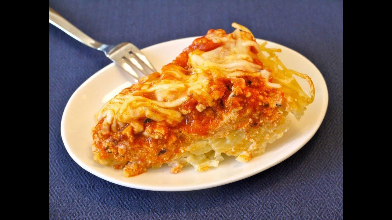 Easy Food To Make For Dinner  Easy Dinner Recipes for Kids How to Make Spaghetti Pie