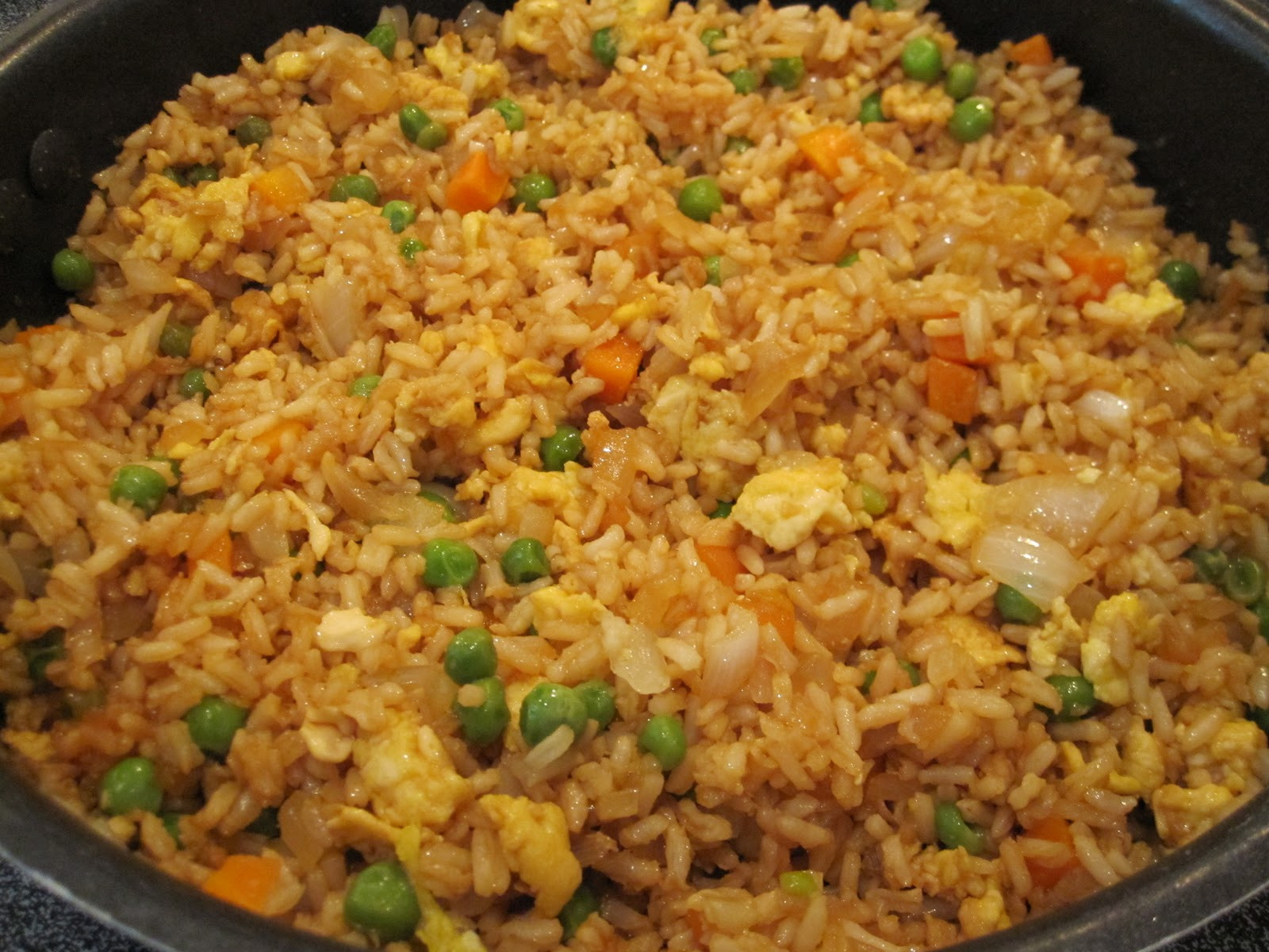 Easy Fried Rice  Super Easy Chicken Recipes