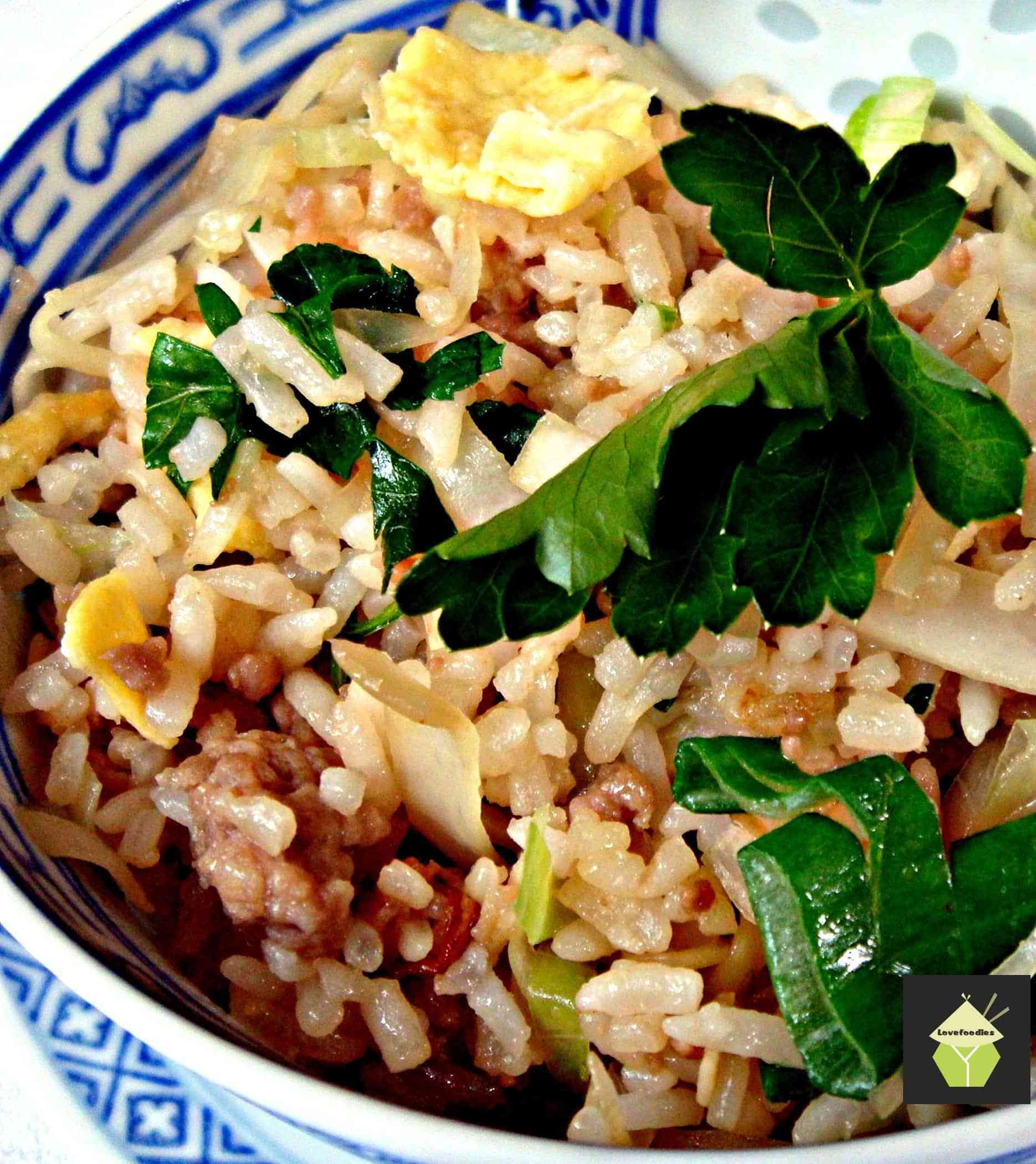Easy Fried Rice  Quick and Simple Fried Rice – Lovefoo s