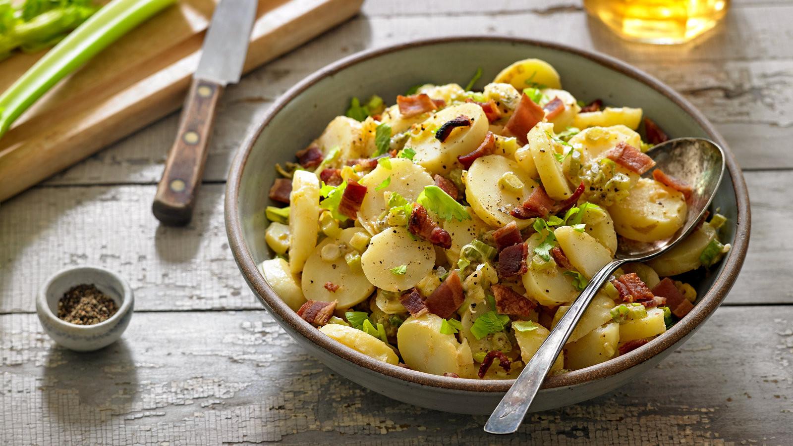Easy German Potato Salad  easy german potato salad