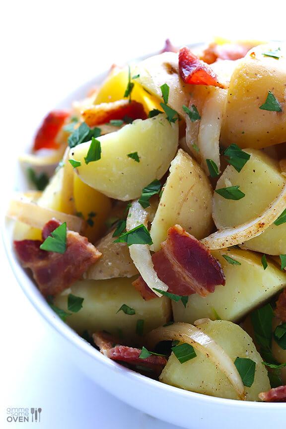 Easy German Potato Salad  German Potato Salad