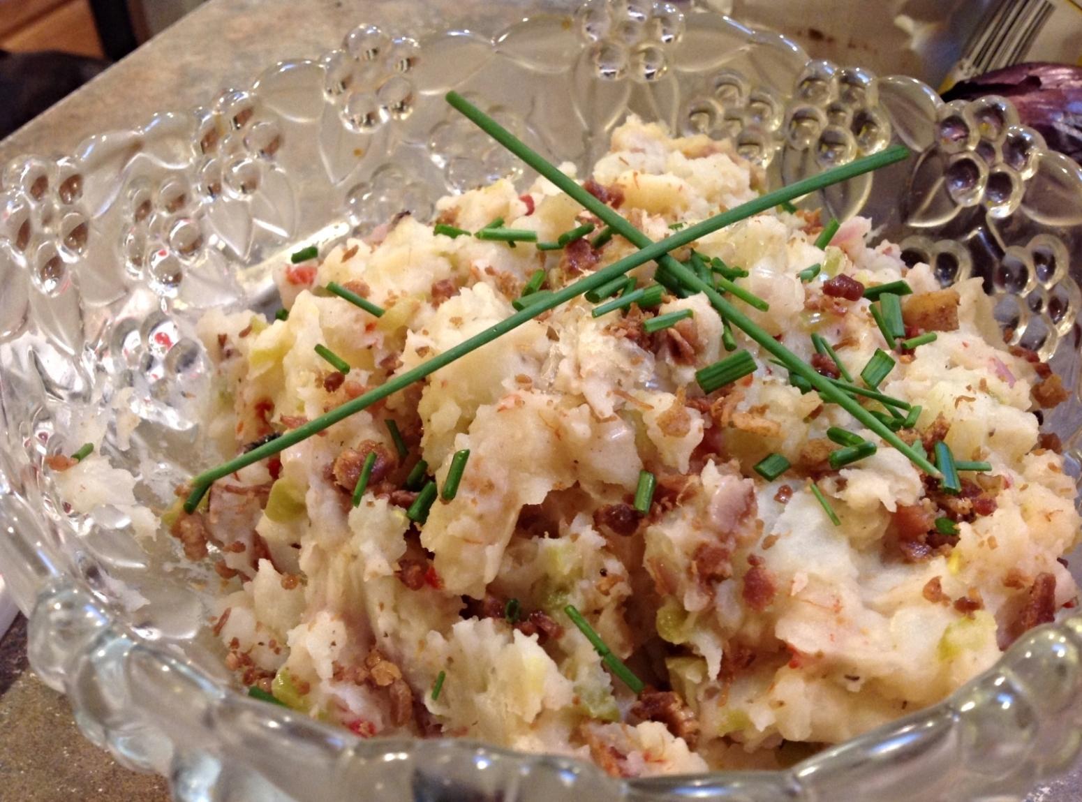 Easy German Potato Salad  EASY GERMAN POTATO SALAD Recipe