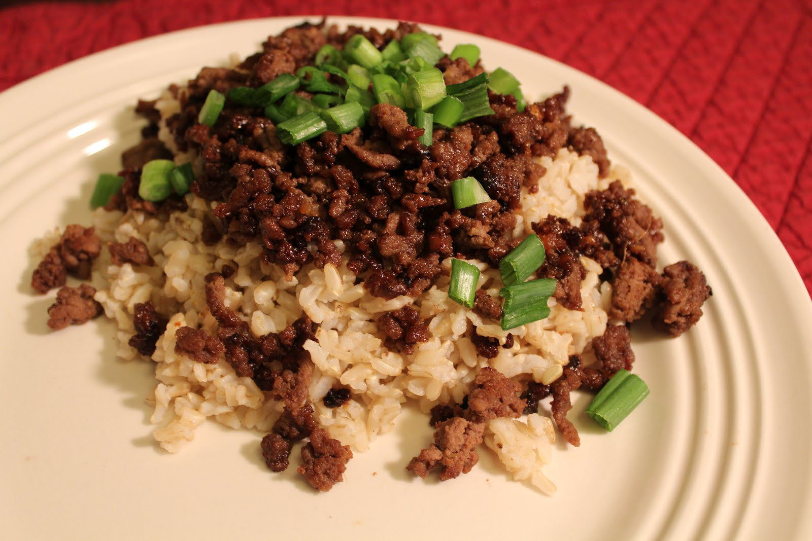 Easy Ground Beef Recipes With Few Ingredients  yummy healthy easy and cheap  Korean Beef Yummy