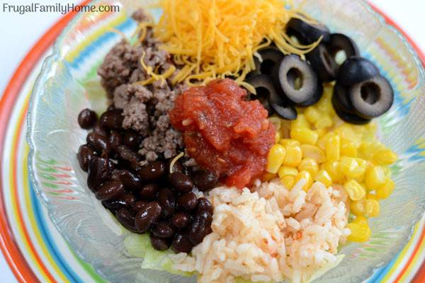 Easy Ground Beef Recipes With Few Ingredients  Quick and Easy Taco Bowls with Ground Beef