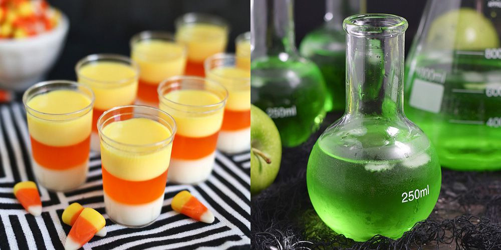 Easy Halloween Drinks  32 Easy Halloween Cocktails & Drinks Recipes for