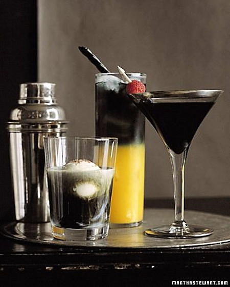 Easy Halloween Drinks  Triple Dark Halloween Cocktails – Cheap Easy Alcoholic