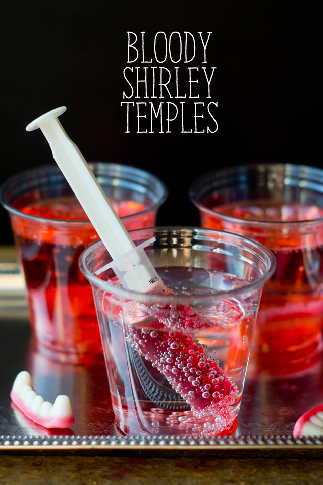 Easy Halloween Drinks  5 Easy Recipes for Your Halloween Party