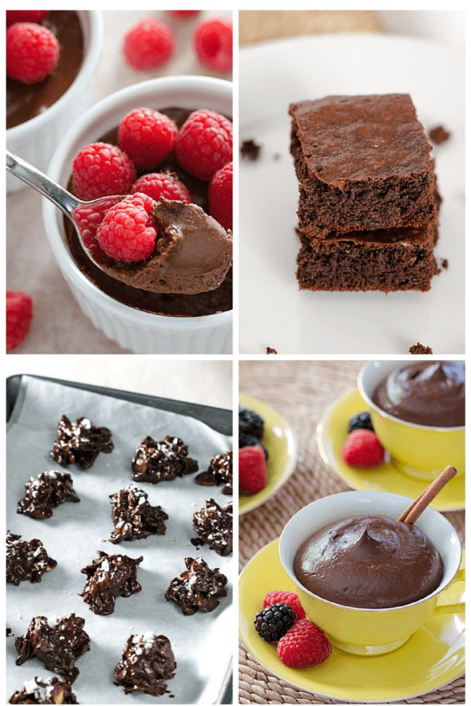 Easy Healthy Dessert Recipes  17 Best images about Valentine s Day on Pinterest