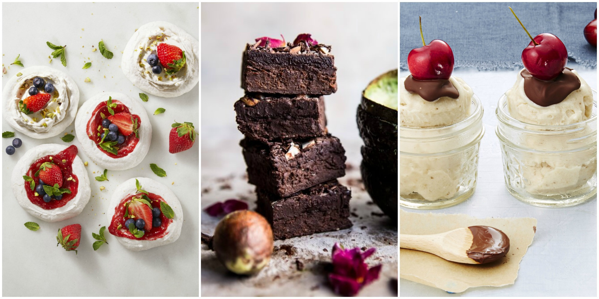 Easy Healthy Dessert Recipes  15 Best Healthy Dessert Recipes Easy Ideas for Low