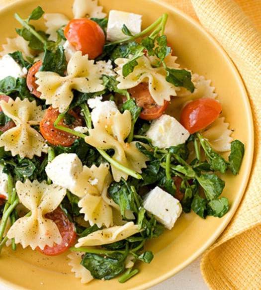 Easy Healthy Dinner Ideas  Easy Healthy Pasta Recipes from FITNESS Magazine