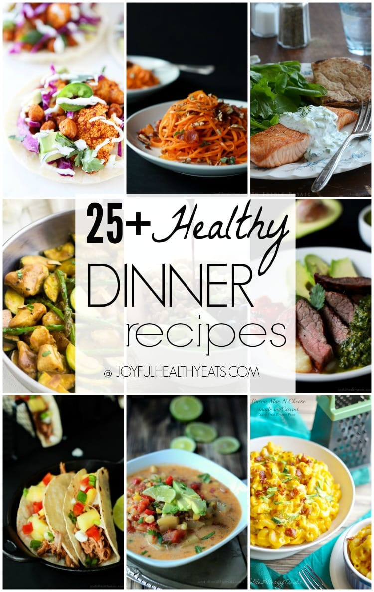 Easy Healthy Dinner Recipes  Top 28 Easy Healthy Dinner Recipes Real 87 best