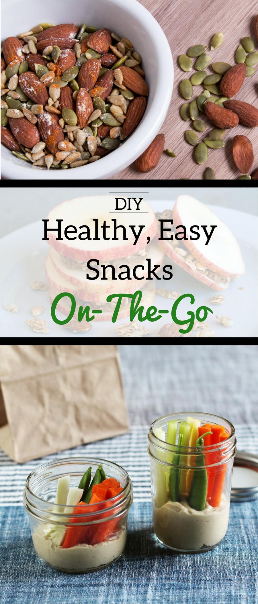 Easy Healthy Snacks On The Go  7 Healthy Easy Snacks on the go Fairfield Residential